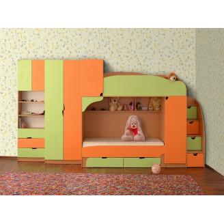 Детская спальня Летро Винни-2