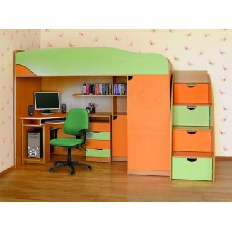 Детская спальня Летро Винни-3
