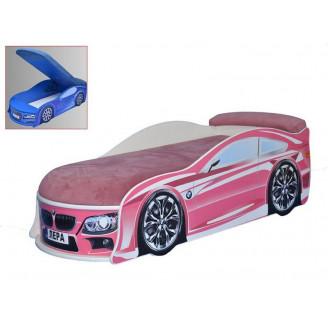 Кровать машина с матрасом AvtoUA BMW с механизмом