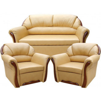 Комплект Вика Бостон 211 (с раскладными креслами)