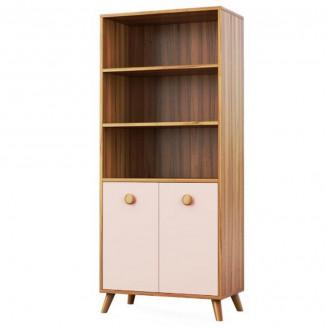 Шкаф Мир Мебели Колибри книжный