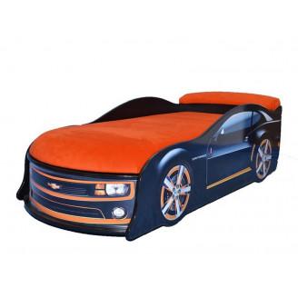 Кровать машина с матрасом AvtoUA Chevrolet Camaro
