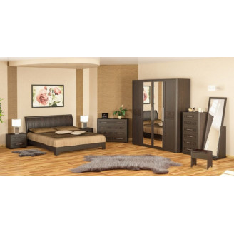 Спальня Токио Шкаф 4Д Мебель Сервис