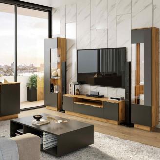 Кровать с тумбами и ящиками MiroMark Луна 180*200