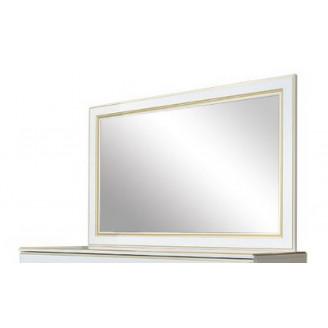Подвесное зеркало Мир Мебели Полина новая 110