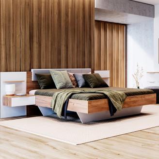 Кровать MiroMark Асти с тумбами 160*200
