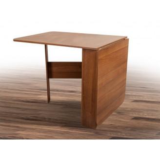 Стол книжка Микс мебель Книжка ДСП Венге магия У-1