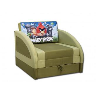 Детский раскладной диван Вика Магик мультик 80 (Выкатной)