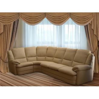 Угловой раскладной диван МКС Элегия (седафлекс)