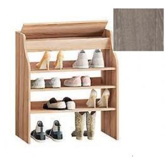Тумба для обуви (ЛДСП) Д-4790 Комфорт мебель Дуб трюфель У-1