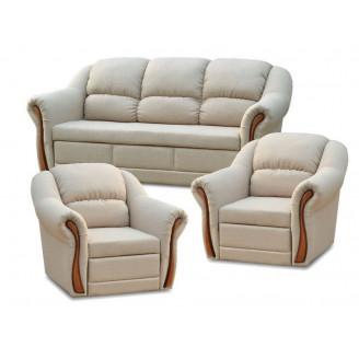 Комплект Вика Редфорд 311 (с нераскладными креслами)