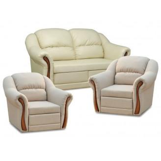 Комплект Вика Редфорд 211 (с нераскладными креслами)