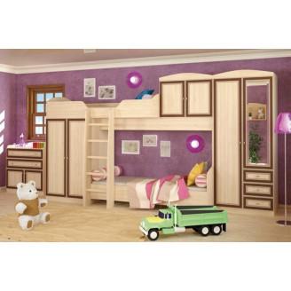 Детская Спальня-1 Дисней Мебель Сервис