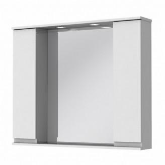 Зеркало Ювента Моника МШНЗ3-100 белый