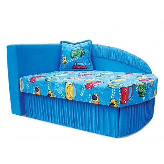 Детский раскладной диван Вика Колибри 70 (Еврокнижка)