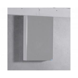 Зеркальный шкафчик Fancy Marble MC-450/ШЗ-450 Белый