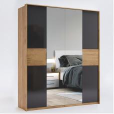 Шкаф MiroMark Рамона 4 дв с зеркалами
