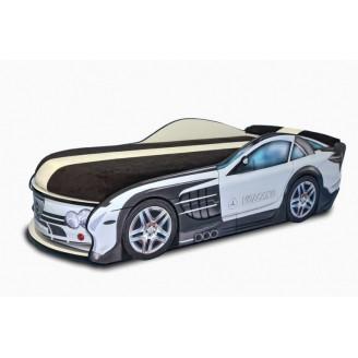 Кровать-машинка с матрасом AvtoUA Mercedes