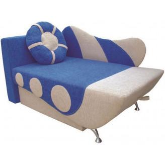 Детский раскладной диван Вика Кораблик 80 (Еврокнижка)