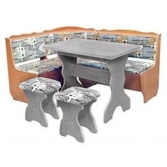 Кухонный уголок Пехотин Фараон без стола и табуретов