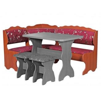 Кухонный уголок Пехотин Цезарь без стола и табуретов
