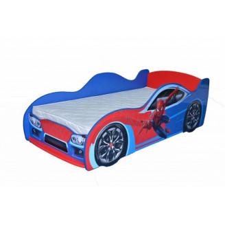 Кровать-машинка AvtoUA Спайдермер (80*170)