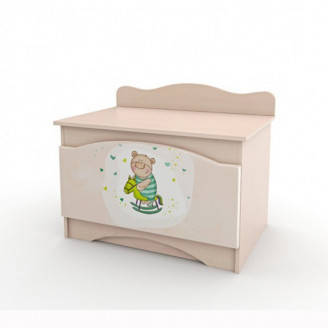 Ящик для игрушек Вальтер Зайки