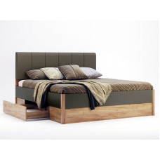 Кровать MiroMark Рамона с ящиками