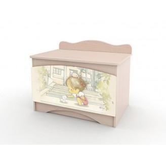 Ящик для игрушек Вальтер М + Д