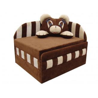 Детский раскладной диван Вика Панда (с подушкой)