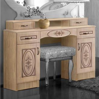 Туалетный столик без зеркала Мастер Форм Василиса