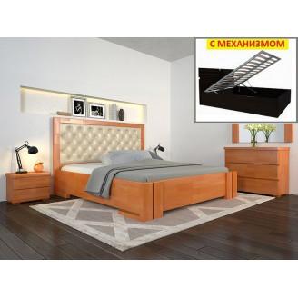 Кровать с механизмом АрборДрев Амбер ромбы