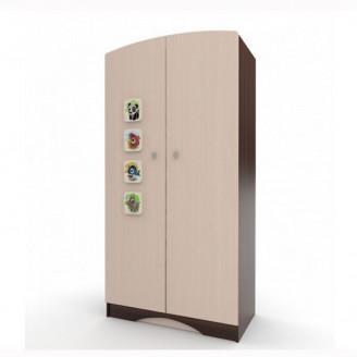 Шкаф платяной Вальтер 3в1