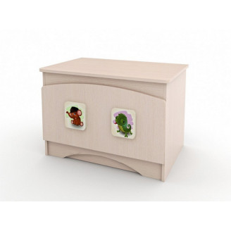 Ящик для игрушек Вальтер 3в1
