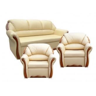 Комплект Вика Бостон Люкс 311 (с раскладными креслами)