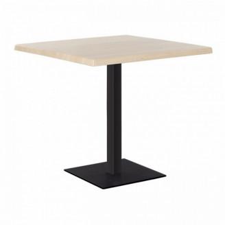 База для стола Nowy Styl Tetra black
