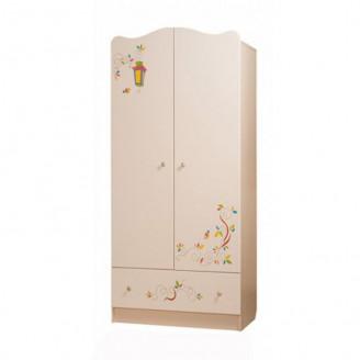 Шкаф платяной Вальтер Цветы жизни