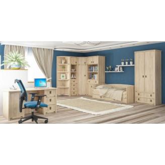 Детская спальня Валенсия-1 Мебель Сервис