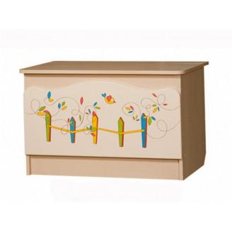 Ящик для игрушек Вальтер Цветы жизни