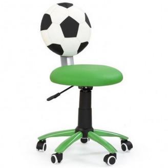Детское кресло Halmar Gol Зеленый
