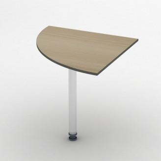 Приставной стол Tisa Mebli СПР-2 75*75 Бюджет