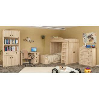Детская спальня Валенсия-3 Мебель Сервис