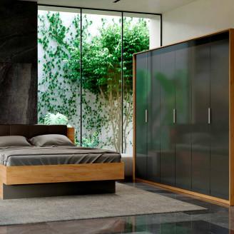 Кровать с тумбами MiroMark Луна (160*200)